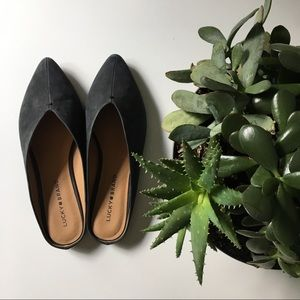 NWOT Lucky Brand Mules